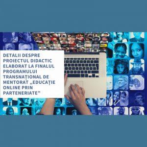 Educație online prin parteneriate